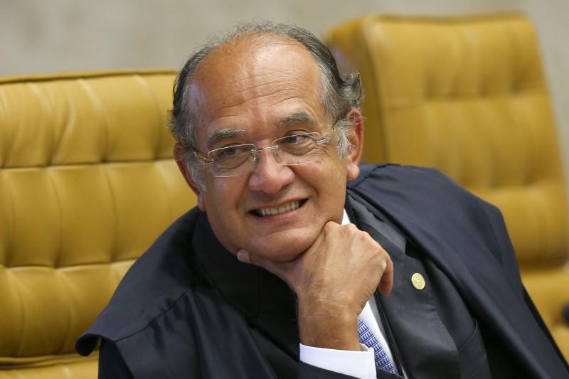gilmarmendes 14 05 - OPERAÇÃO RIZOMA: Suspeitos de fraudes em fundos de pensão deixam a cadeia após decisão de Gilmar Mendes