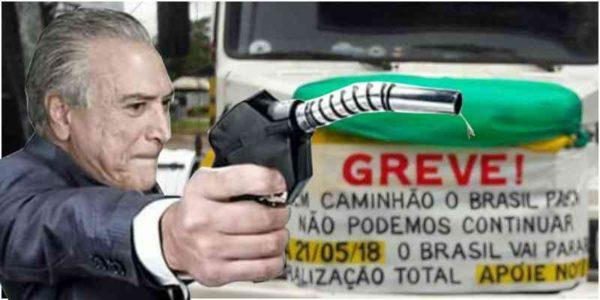 greve temer - Governo vai usar Orçamento para subsidiar empresários dos transportes - Por Miriam Leitão