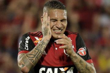 Após reunião, presidente da Fifa diz que nada pode fazer por Guerrero