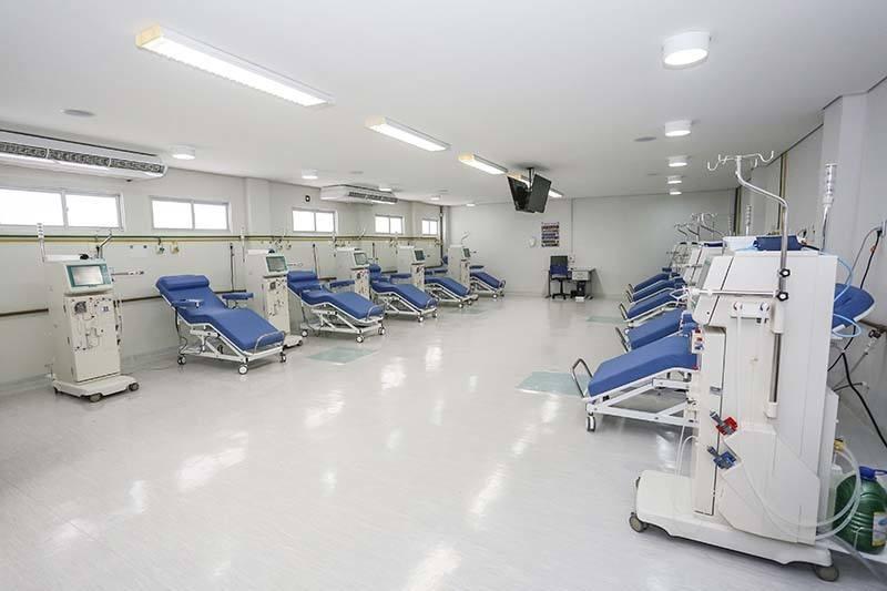 hemodialise1 - Prefeitura de João Pessoa entrega novo Centro de Hemodiálise e amplia atendimento