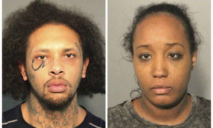 Casal da Califórnia é preso por abusar de dez filhos em casa insalubre