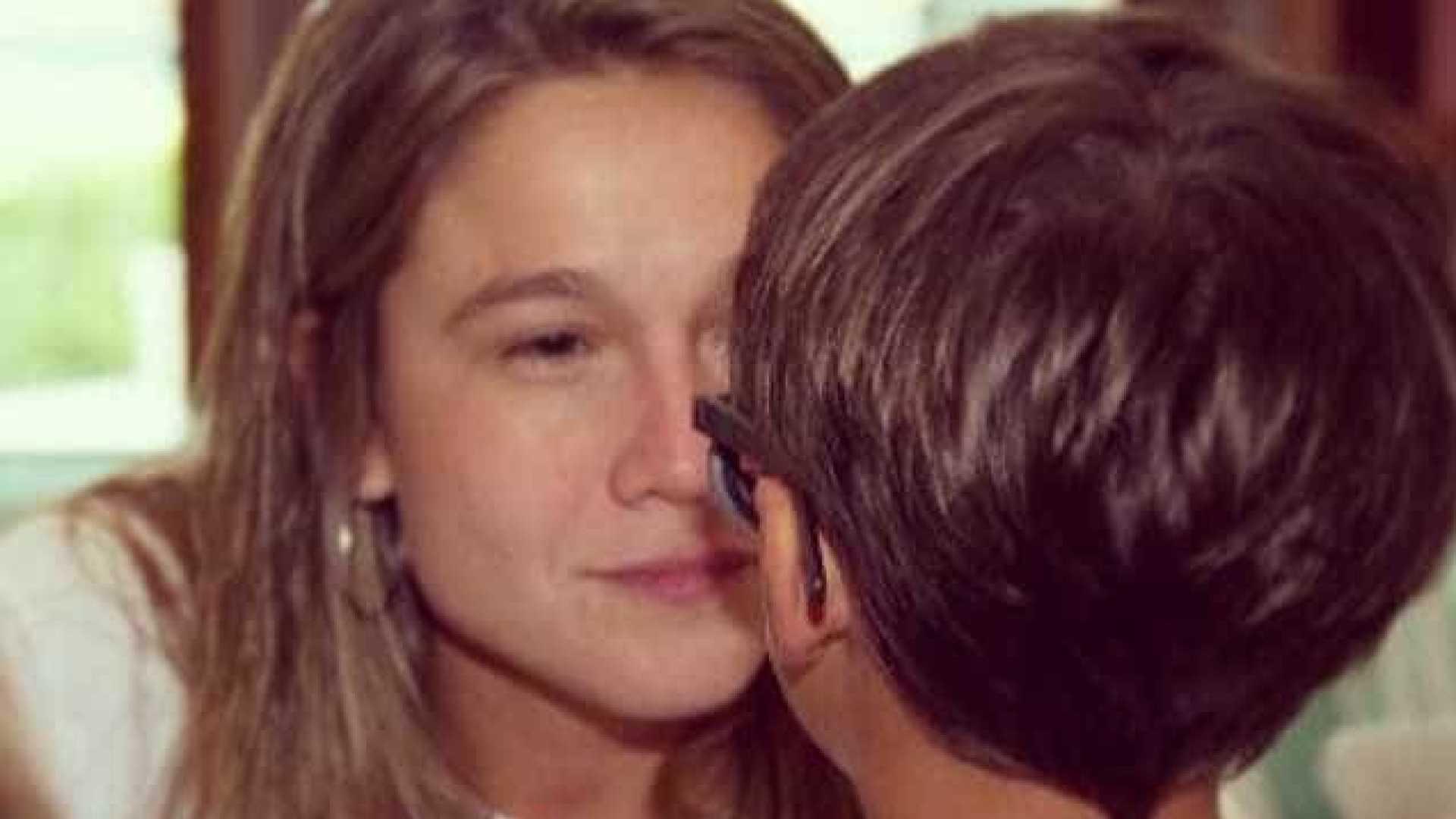 DIA DAS MÃES: Fernanda Gentil revela como contou ao filho que namora uma mulher
