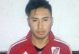 Jogador argentino é preso acusado de estuprar e matar enteado de 5 anos