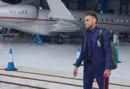 Seleção desembarca em Londres e treina à tarde no Centro de Treinamento do Tottenham