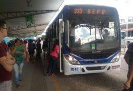 Ônibus passam a circular com 55% da frota e com duas novas linhas, em Campina Grande