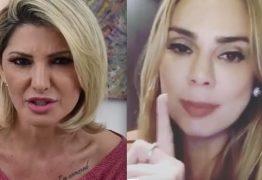 VEJA VÍDEO: Fontenelle detona Sheherazade: 'Não fala besteira!'