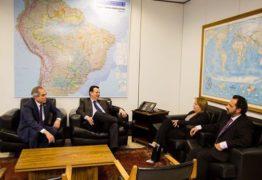 Kassab recebe Eva Gouveia e ratifica ex-deputada como presidente do PSD