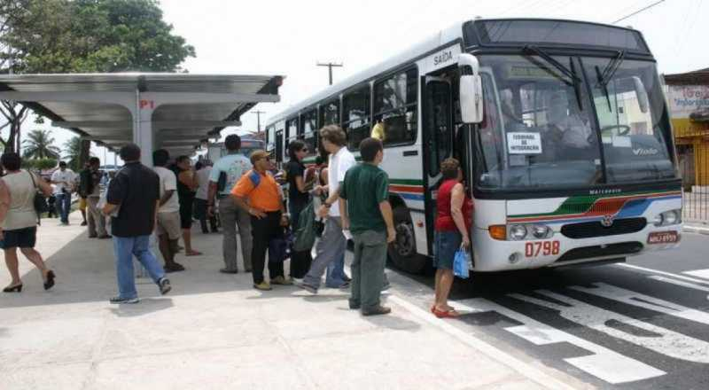 t 1 4 - Frota de ônibus em João Pessoa segue reduzida nesta quarta-feira, diz Sintur-JP