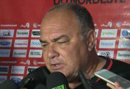 """carpino avalia que o Flu de Feira deixou o Campinense mais cascudo: """"Já foi decisão"""""""