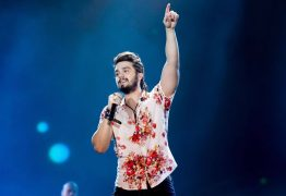 Luan Santana canta no São João 2018 de Campina Grande no Dia dos Namorados