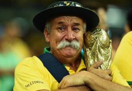 Pesquisa aponta que 65% do brasileiros não tem interesse pela Copa