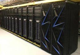 Novo supercomputador mais poderoso do mundo entra em operação nos Estados Unidos