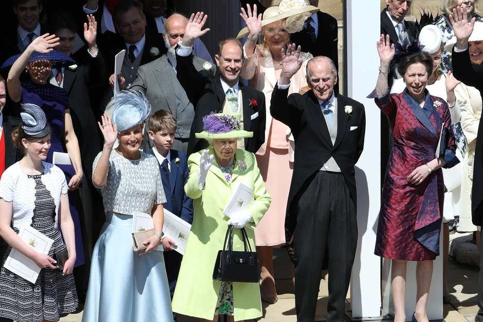 2018 05 19t131220z1127825717rc11cfac6d80rtrmadp3britain royals - Família real britânica terá seu primeiro casamento gay