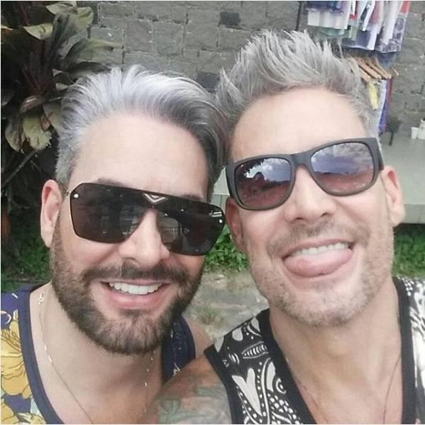4eaw4zrtuq 13y37ptfo9 file - Morre Maurício Martins, um dos gêmeos cabeleireiros sucesso dos anos 90