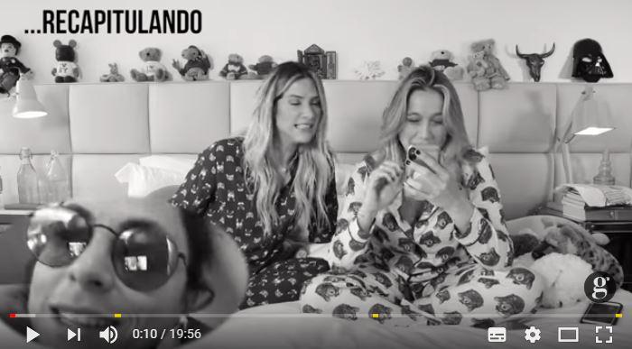 """FERNANDA GENTIL - Fernanda Gentil dispensa Giovanna Ewbank em vídeo: """"Não é trisal"""" -VEJA VÍDEO"""