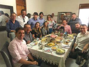 MARANHÃO 300x225 - CAFÉ COM MARANHÃO, DANIELA E PEDRO: Oposições se encontram na casa do prefeito Daniel Galdino, em Piancó