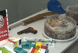 Bandidos fazem arrastão e roubam até bolo de aniversário da vítima na Paraíba