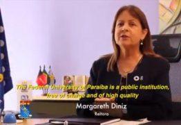 ASSISTA: UFPB lança vídeo institucional com objetivo de projetar-se para o mundo