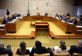 Maioria do STF mantém cancelamento do título de 3,3 milhões de eleitores