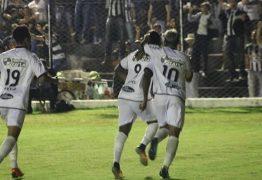 Em casa,Treze vence o Iporá-GO e avança na Série D do Campeonato Brasileiro