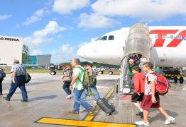 Aeroporto Castro Pinto inaugura voo entre João Pessoa e Salvador, nesta sexta-feira