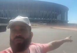 VEJA VÍDEOS: Caminhoneiros estão se dirigindo para Brasília