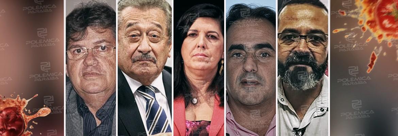 governador - RESULTADO DA ENQUETE/REJEIÇÃO: 45% não votariam em Lucélio Cartaxo para governar a Paraíba