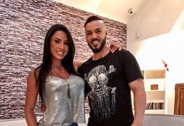 """Gracyanne Barbosa nega ter sido amante de Belo: """"Viviane já disse isso"""""""