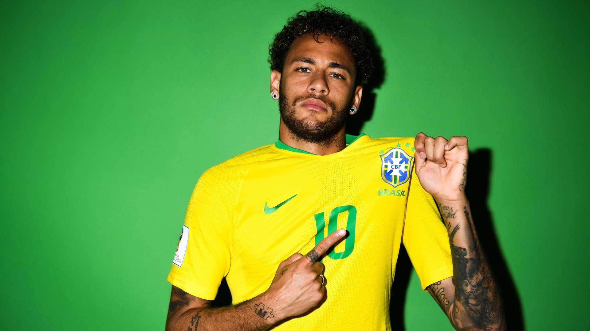 Jogadores posam para ensaio fotográfico oficial da Copa do Mundo; confira
