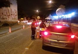 São João de Campina Grande tem quase 30 motoristas autuados por embriaguez nos três primeiros dias