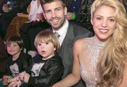 Ladrões roubam casa de Piqué e Shakira em Barcelona