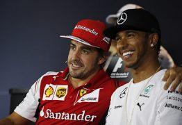 Hamilton entende opção de Alonso em deixar a F1