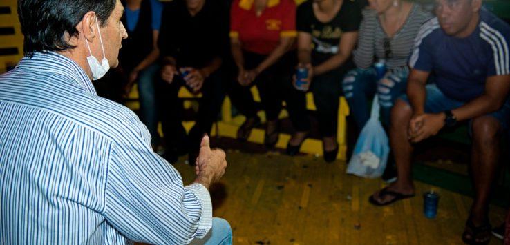 WhatsApp Image 2018 07 01 at 09.57.18 738x355 - Prefeito Romero Rodrigues assume o comando de apoio aos comerciantes atingidos por incêndio - VEJA VÍDEO