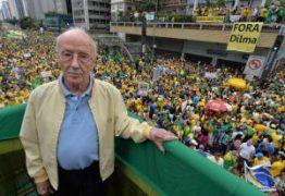 Autor do pedido de impeachment de Dilma, Hélio Bicudo morre aos 96 anos de idade