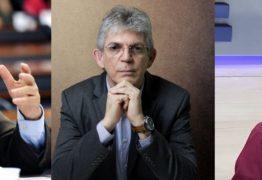 CONFIRMADO? Em conversa com jornalista, Ricardo disse que Luiz Couto será o candidato ao Senado na chapa de João Azevedo
