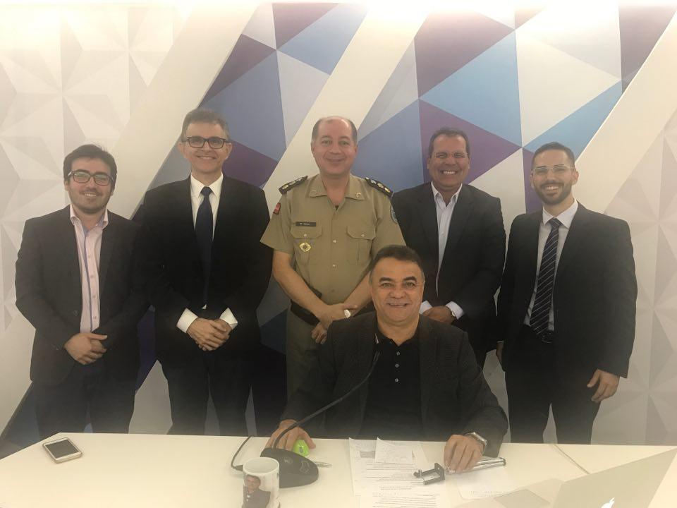 debate policiais mortos legalização drogas - 'A criminalização das drogas por si só não dá conta', afirma Diego Cazé sobre combate ao tráfico
