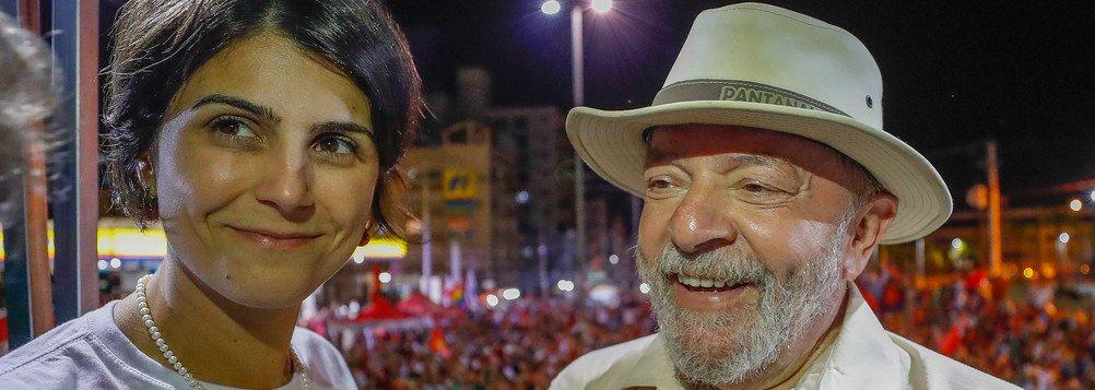 manuela dávila - QUINTA DE DECISÃO: Manuela D'Ávila pode ser a vice de Lula na disputa eleitoral