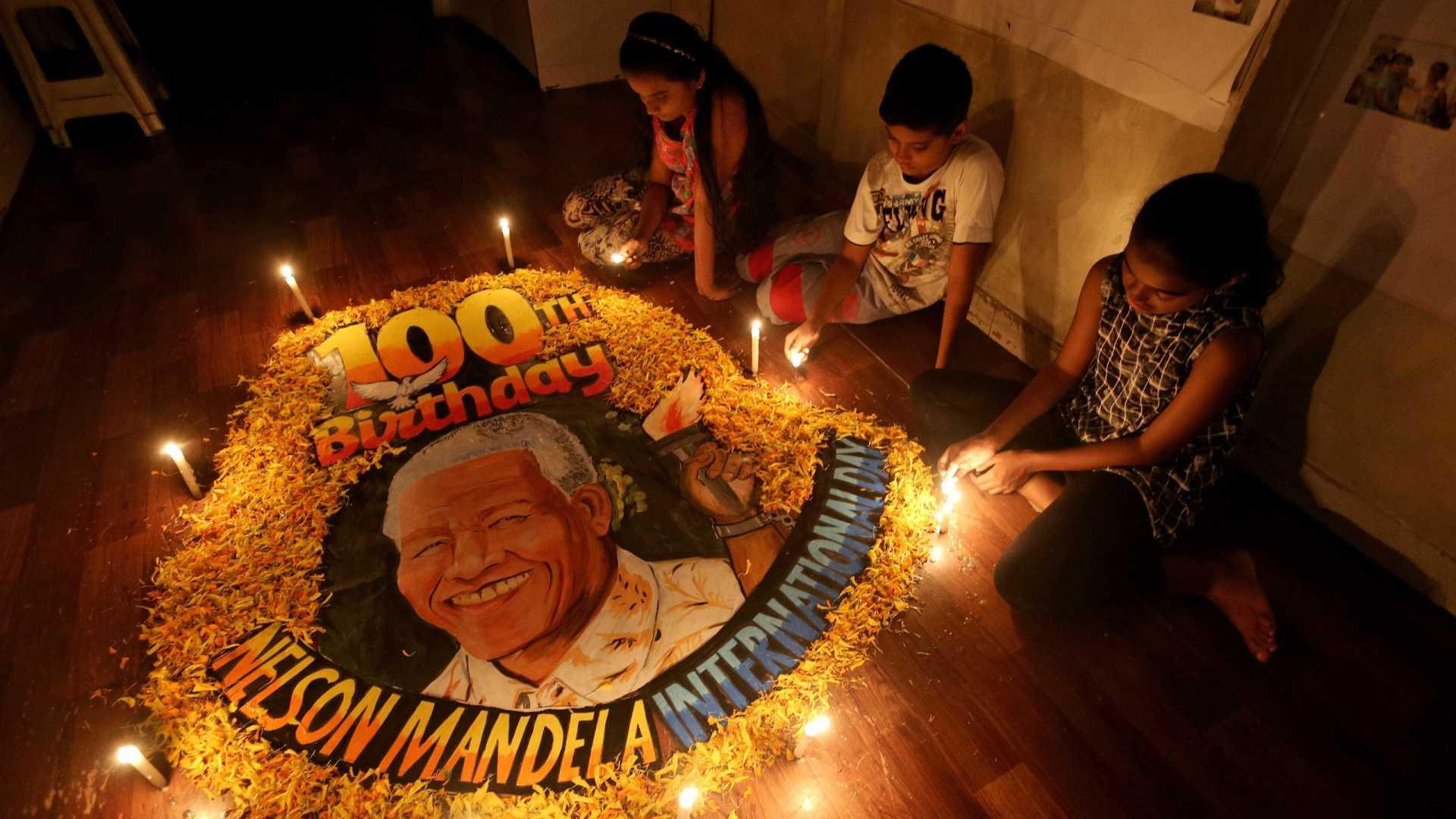 naom 5b4f7e7519106 - Atos de caridade marcam eventos pelo centenário de Mandela