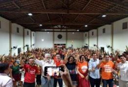Prefeita Márcia Lucena recebe lideranças do PSB no Conde e comemora participação popular
