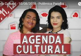 AGENDA CULTURAL: Fim de semana bombando de atrações na grande João Pessoa, vem conferir!