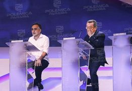 VEJA VÍDEO: TV Arapuan realiza primeiro debate com candidatos a governador da Paraíba