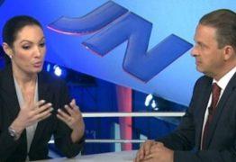 "Eduardo Campos: o deslanche na bancada do ""Jornal Nacional"""