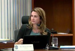 DA JUSTIÇA DESPORTIVA À FPF: Michelle Ramalho confirma que quer comandar o futebol paraibano