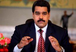 EUA ameaçam enviar Nicolás Maduro à prisão de Guantánamo