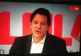 VEJA VIDEO: PT apresenta debate paralelo com Haddad e Manuela