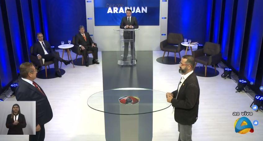 bloco 2 - ELEIÇÕES NA PARAÍBA: #DebateArapuan é o assunto mais comentado do Twitter no Brasil