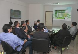 Câmara de João Pessoa apresenta projeto de nova sede ao Ministério Público de Contas
