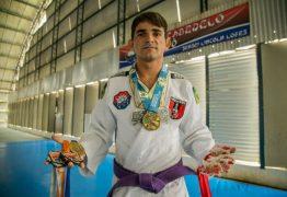Judoca paraibano vai representar o Brasil em campeonato na Argentina