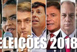 Conheça os nome dos 14 candidatos que irão disputar a presidência da República em 2018