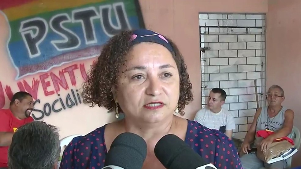 rama 2 - PSTU lança nota de repúdio pela exclusão de Rama Dantas no debate na Arapuan